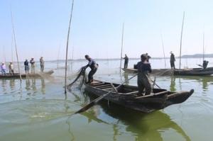 济宁援杨渔业与临沧市双江县达成糯扎渡水库清理合作